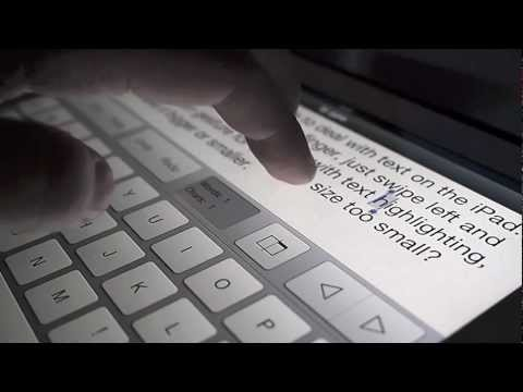 Click here to read Tyype HD Is an Intuitive, Gesture-Based Text Editor for iPad