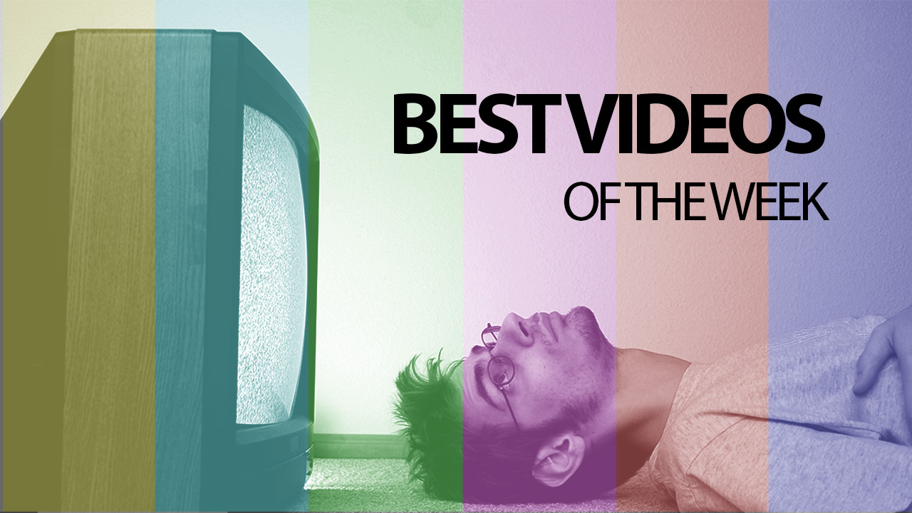 Best Videos Of The Week: 8-Bit Art, Slow-Mo Drills, iOS 6 And More