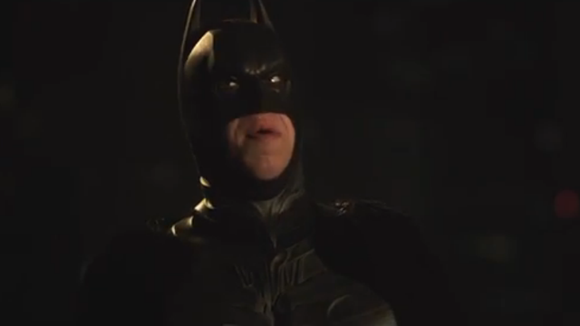 Click here to read This Week's Top Web Comedy Video: Batman Blows His Cover