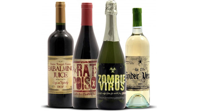 Wine pairing for zombies: Which wines go best with human flesh?