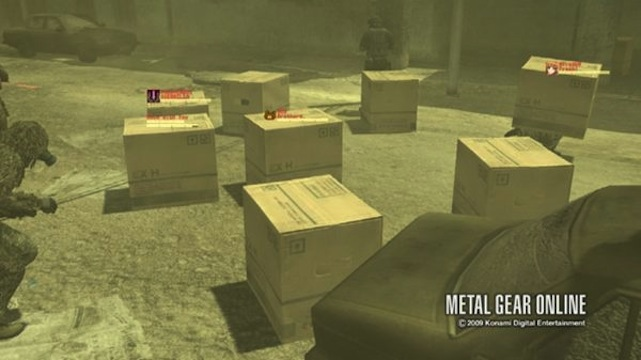 Click here to read Goodbye, <em>Metal Gear Online</em>