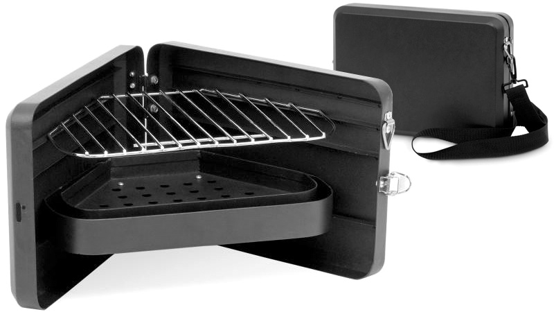 Click here to read Stylish Briefcase BBQ Turns Meetings Into a Cookout