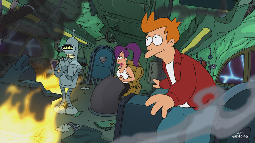 This Week's TV: Good News, Everyone: <em>Futurama</em> is back!