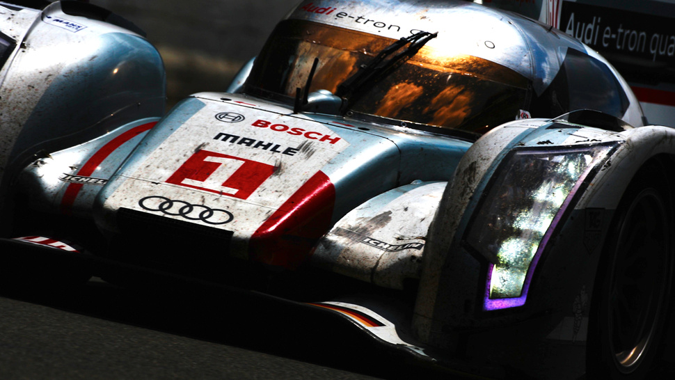 Audi E-Tron Becomes First Hybrid Car To Win Le Mans