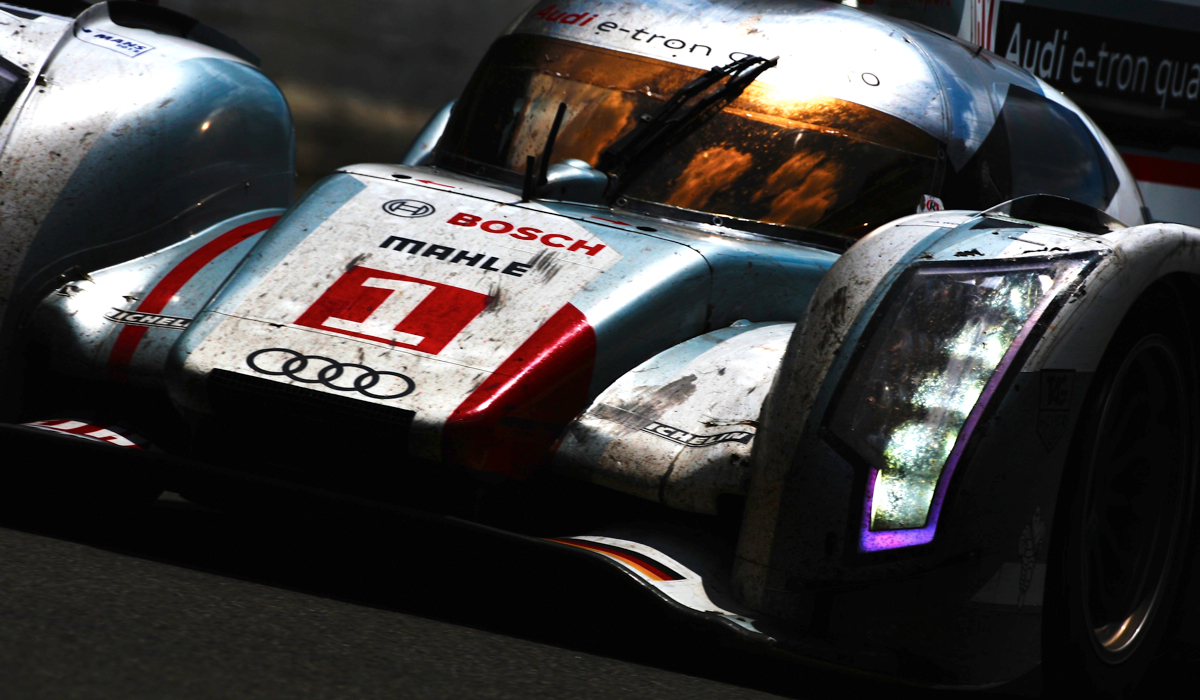 Audi E-Tron Becomes First Hybrid Car To Win Le Mans - Jalopnik