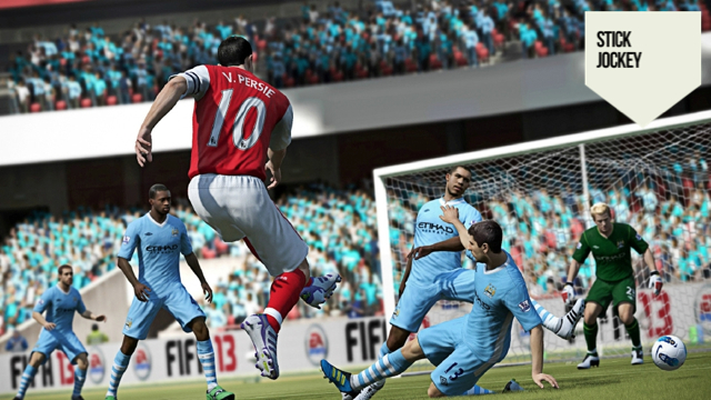 Click here to read Playing a Video Game to Remember an Historic Day in Sport—or to Forget It