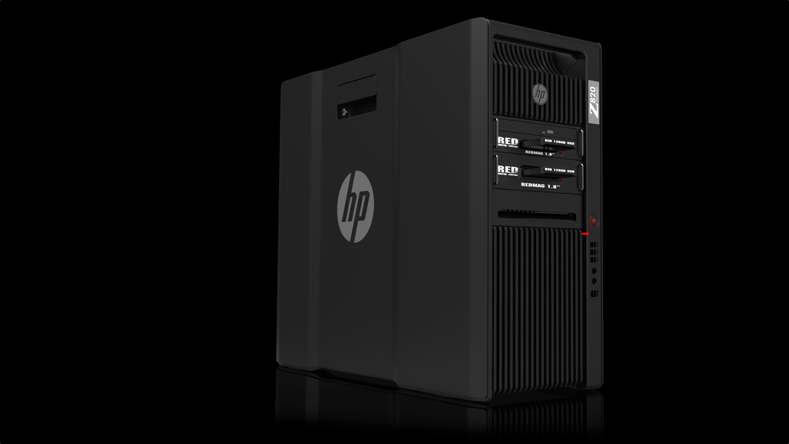 HP Builds Supercharged Video-Editing Machine Worthy Of RED Cameras