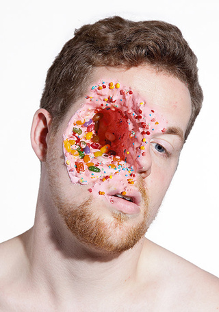 Gruesome injuries recreated with candy and ice cream are pure nightmare fuel