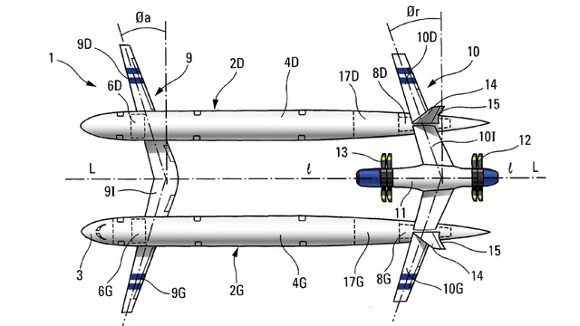 This Is Airbus' New Crazy Airplane Design