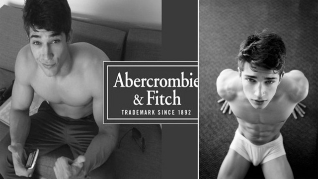 Abercrombie Model Sues Company For Sending Him On Masturbation Photo Shoot