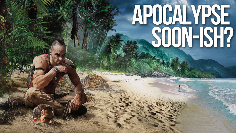 Click here to read I Hope Video Gaming's <em>Apocalypse Now</em> Fixation Isn't Just An Excuse for Artsy Violence