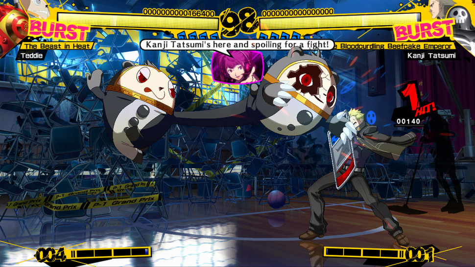 <em>Persona 4 Arena</em> Plays as Good as It Looks, But I Don't