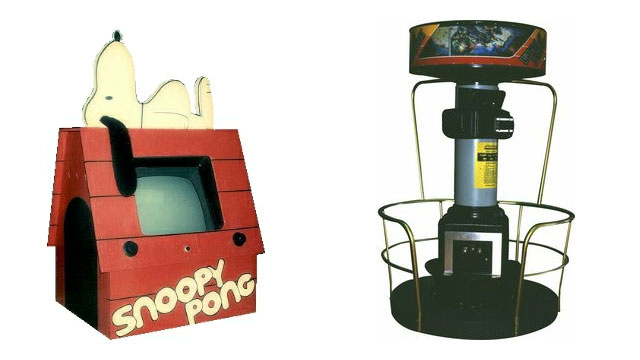 Atari's Awesome Arcade Prototypes