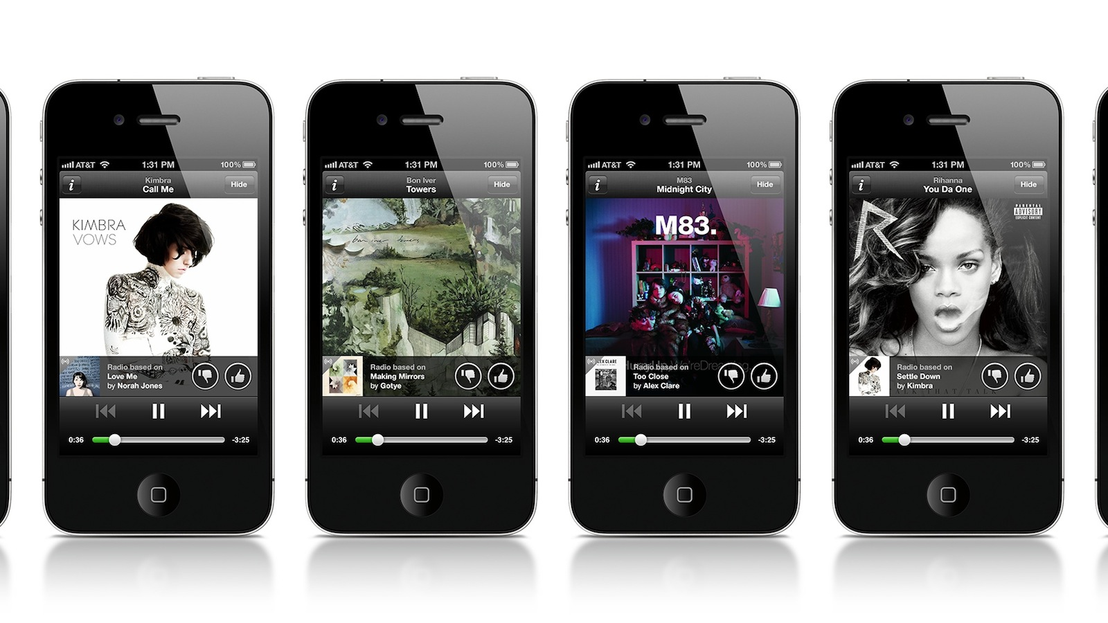 Click here to read Spotify Is Now Free on the iPhone and iPad...Sort Of