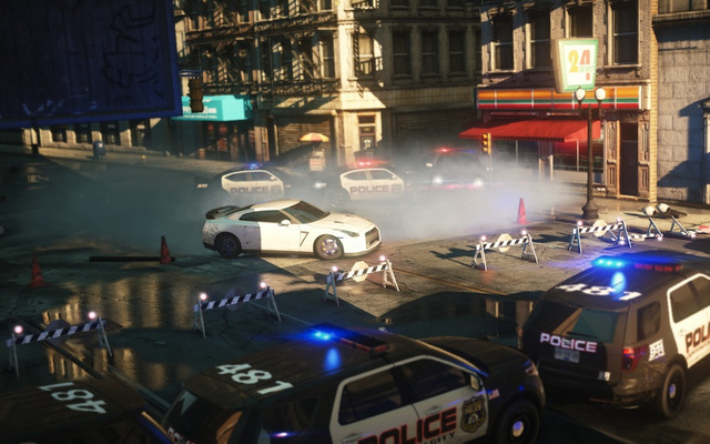 Need for Speed: Most Wanted Is Basically Burnout: Paradise 2, Thank Goodness