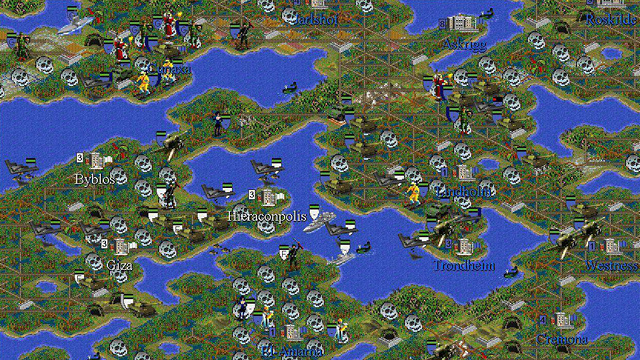Decade-long apocalyptic game of Civilization II inspires some very cool fan fiction