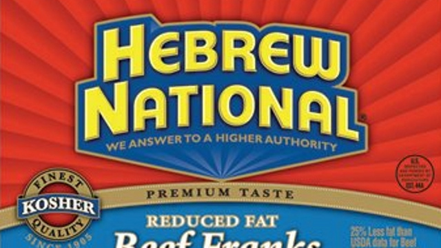 Oy Vey: Hebrew National Kosher Hot Dogs Not Actually Kosher?