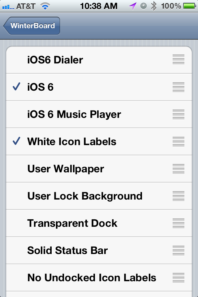 Tweak Your Jailbroken iPhone to Look (and Act) More Like iOS 6
