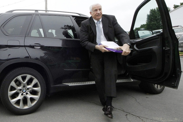 Two State Troopers Testifying Against Jerry Sandusky Can't Get Their Stories Straight