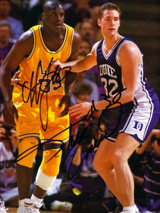 Why Did The Dream Team Choose Laettner Over Shaq?