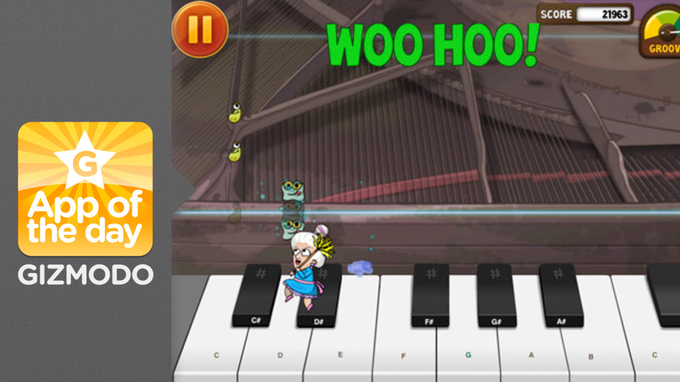 Click here to read Piano Dust Buster: Master Music from Your iPad