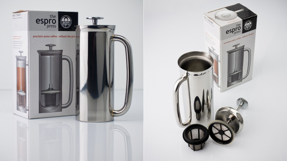 Drink A Cleaner, Tastier Cup Of French Press Coffee In The Morning