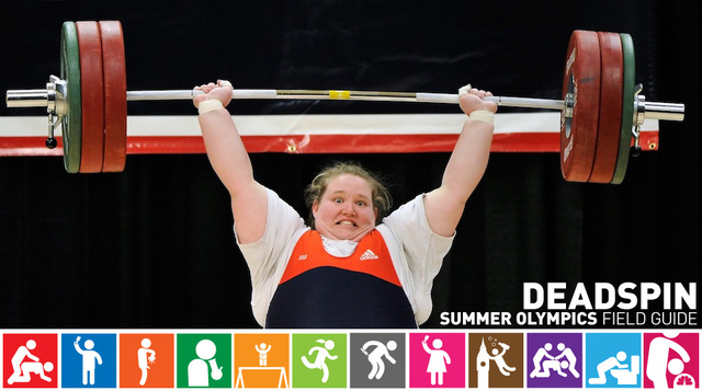 Olympics Field Guide: Holley Mangold, Nick Mangold's Window-Busting Superhuman Sister