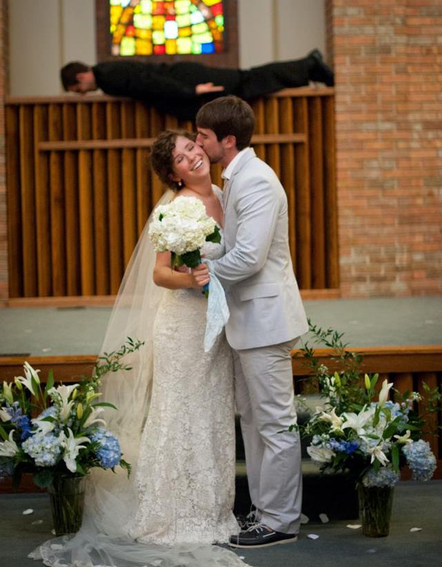 The Wedding Planker