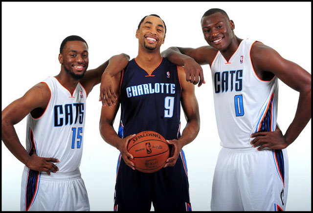 Happy Bobcats Seem Really Happy With Their New Uniforms