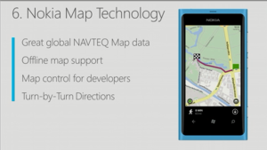 Microsoft Boots Bing Maps for Nokia in Windows Phone 8