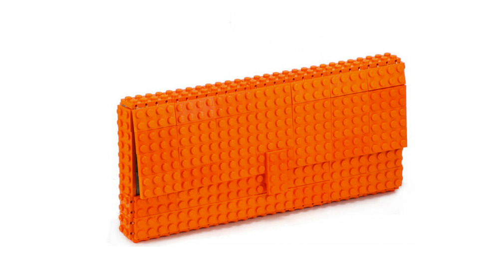 Hit The Town With A Purse Made Out Of Lego