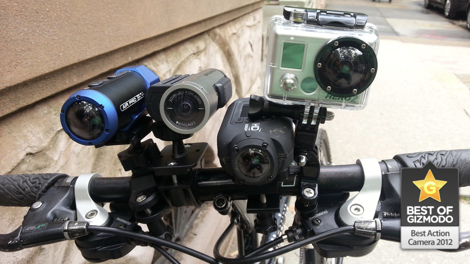Battlemodo The Best Action Camera Gizmodo Australia