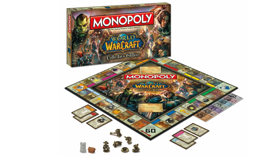 [ACTU] World Of Warcraft ... Monopoly Collector Edition !