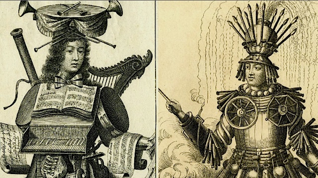 10 Deranged Costume Designs From The 1600s That Put Lady Gaga To Shame
