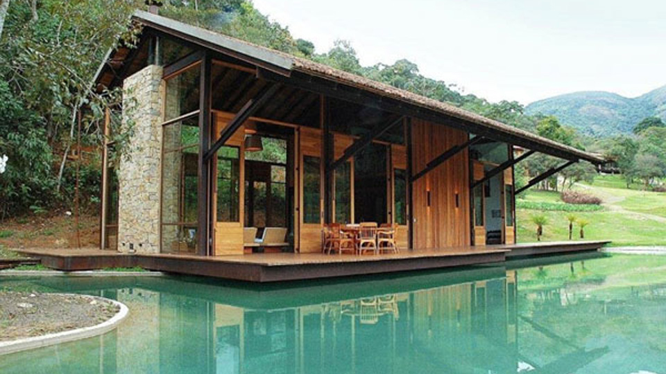 You've Been To This Brazilian Bungalow — In Your Imagination