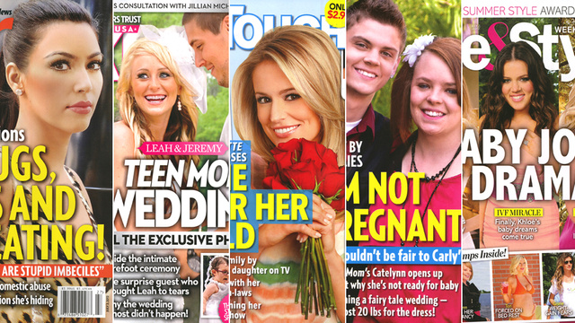 This Week in Tabloids: Drew Barrymore's Sad, Sexless Honeymoon