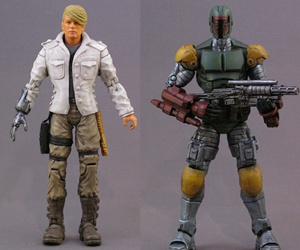 Behold the Cyberpunk Star Wars toys you and I will never own