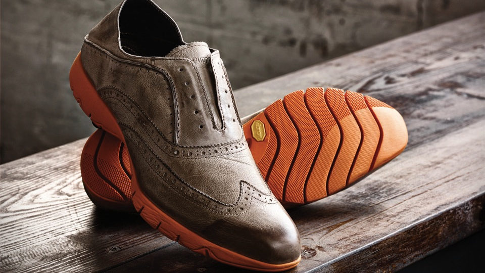 These Hush Puppies Vibram Wingtip Shoes Are Pointless