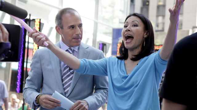 Ann Curry Will Be Fired from the Today Show Before the Olympics Because Everybody Still Hates Her