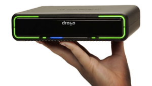 Drobo 5D and Drobo Mini: Leaner, Meaner, Faster, Thunderbolt-Equipped