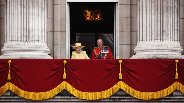 Turn Buckingham Palace into Your Personal Downton Abbey; The Queen Is Hiring