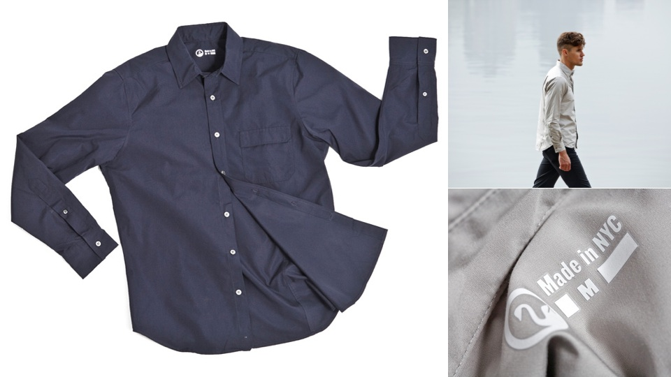 Look Cool And Keep Dry In This Waterproof Shirt