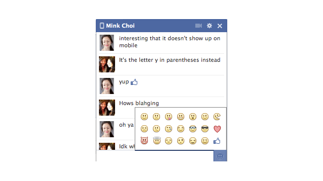 Click here to read Do You (y) Facebook's New Like-Button Emoticon?
