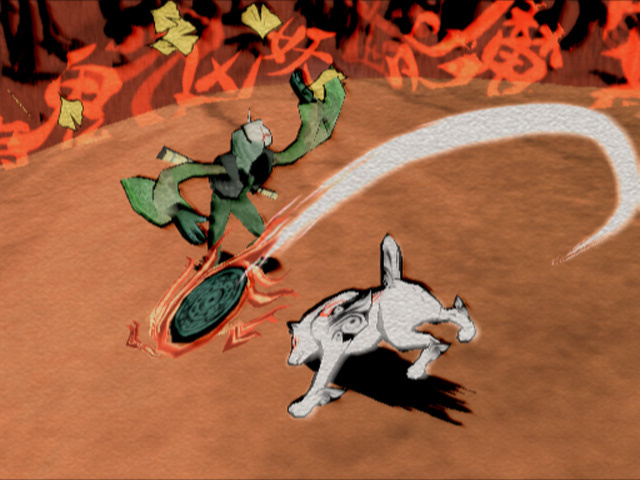 How Does HD Okami Compare to the Original? See for Yourself.