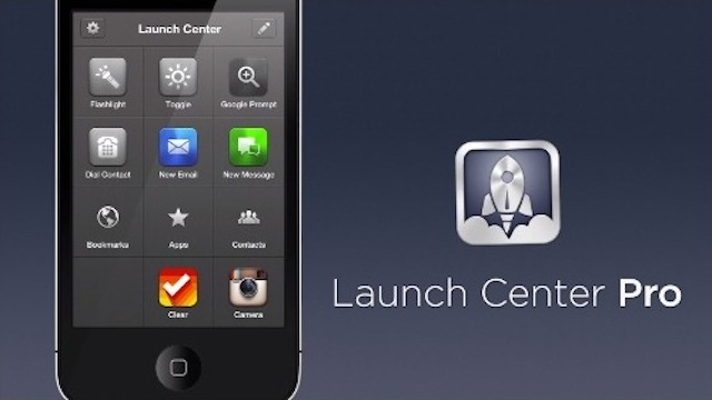 Click here to read Launch Center Pro Is a Simple Way to Launch Specific Actions Within iPhone Apps Quickly
