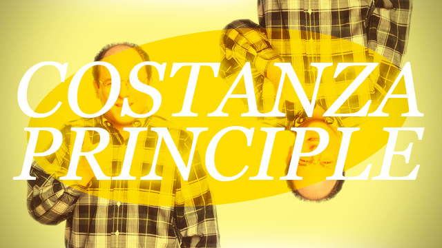 Click here to read The Costanza Principle: Empower Your Inner Contrarian and Make Better Decisions