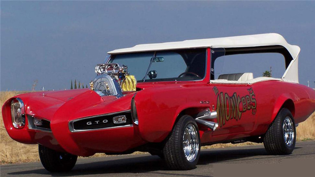 The Ten Most Ridiculous Rock Star Cars