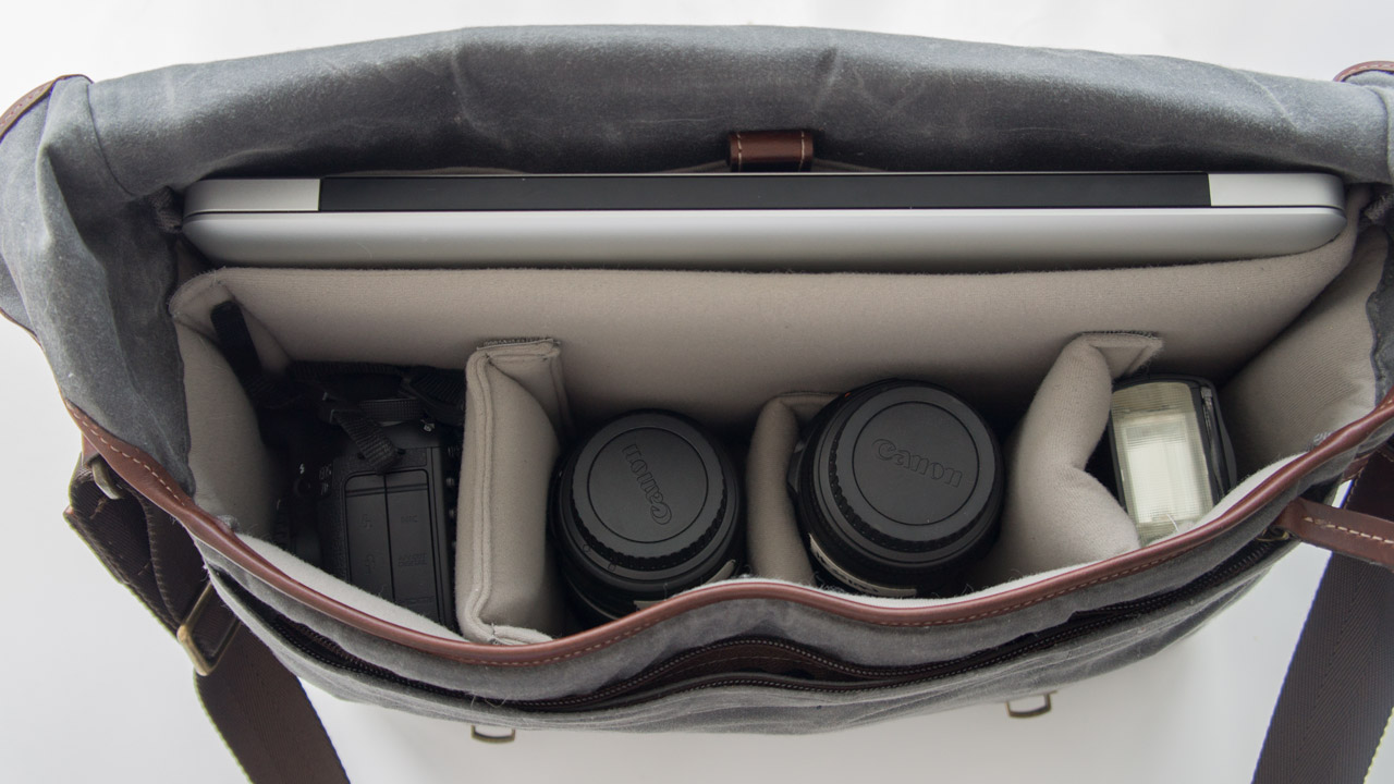 Ona Union Street Camera Bag Review More Fashionable Than