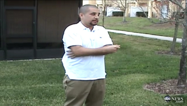 Video Shows George Zimmerman Reenacting His Side of the Trayvon Martin Shooting
