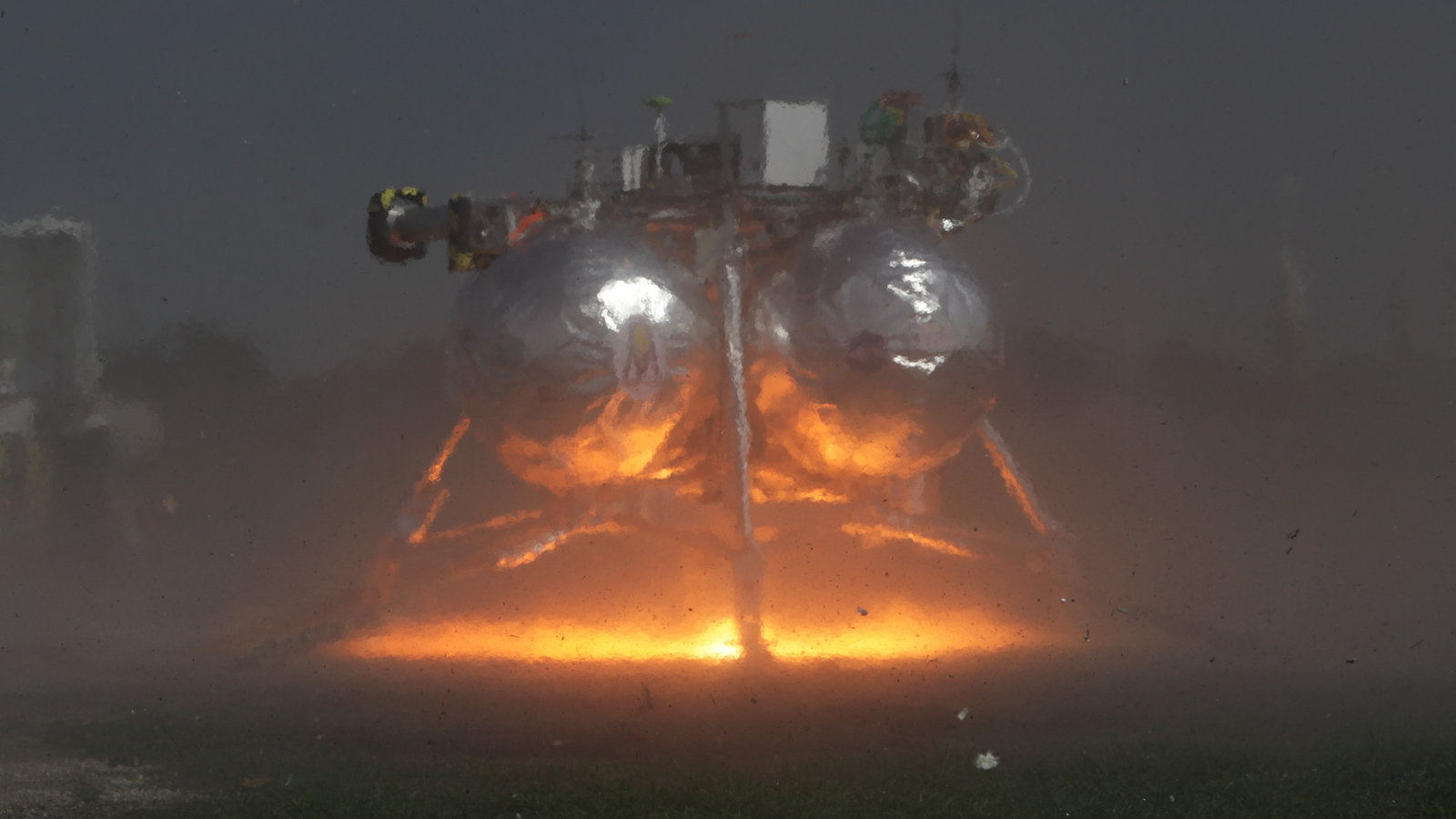 NASA's Morpheus Lander Could Use Space Waste To Make Its Own Fuel